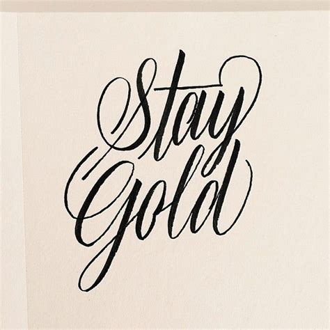 stay gold tattoo the 25 best stay gold ideas on stay gold