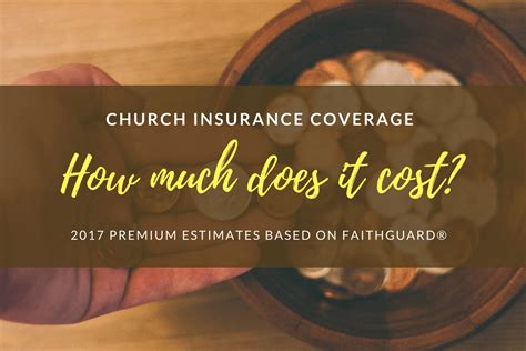 how much is insurance church insurance how much does church insurance cost