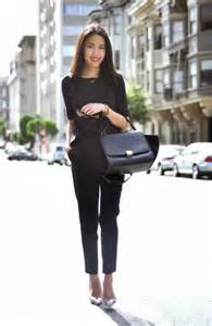 Office inspired street style looks for ladies fashiongum com