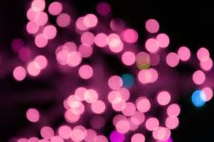 free lights blurred lights pink picture free photograph