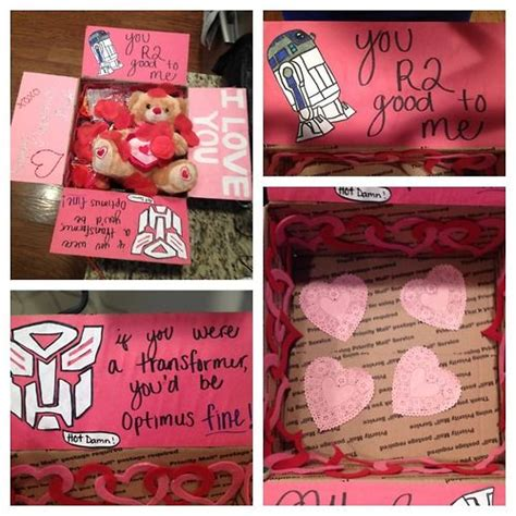 what to send boyfriend for valentines day a s care package to send to my boyfriend