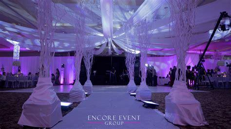 party drapes star ceiling wedding drapery crystal gardens southgate mi
