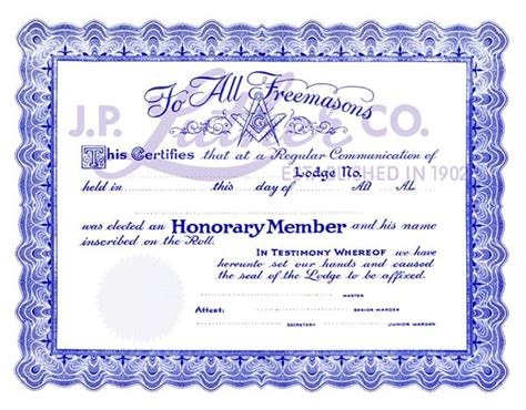 honorary member certificate template honorary member certificate related keywords honorary