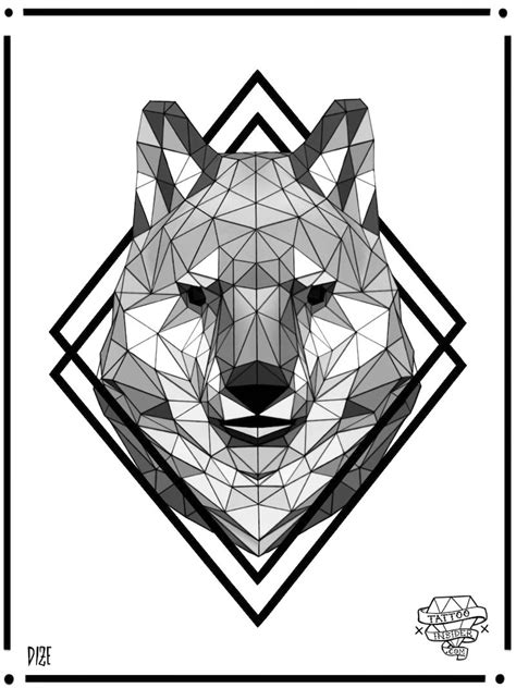white wolf tattoo design original wolf designs insider