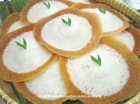 Cetakan Apem Teflon Surabaya resep dan cara membuat apem selong istimewa yang enak khas