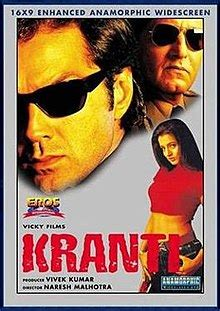 biography of film kranti kranti 2002 film wikipedia