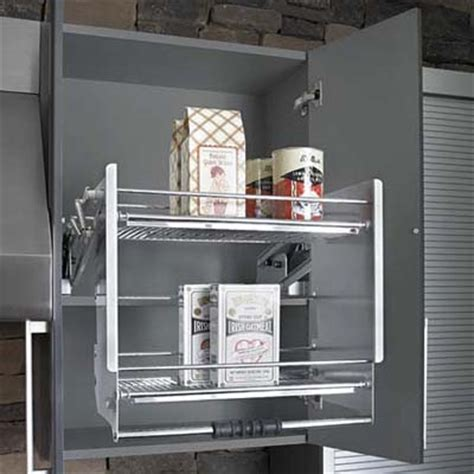 pull down kitchen cabinets articulating shelf for upper cabinets kitchen storage