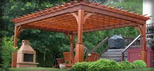Backyard Vineyard Vineyard Pergola Homeplace Structures