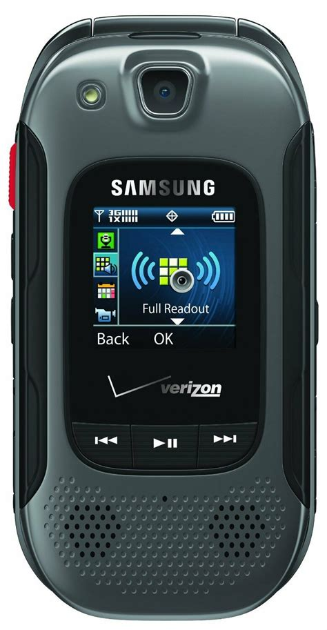 Samsung Flip Phone by Mint Samsung Convoy 3 U680 Verizon Cdma Rugged Flip Cell Phone Condition 636708 Ebay