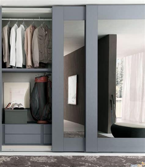 20 Mirror Closet And Wardrobe Doors Ideas Shelterness Sliding Closet Door Frame