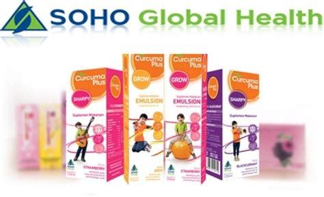 Obat Imboost soho global health bidik pasar suplemen