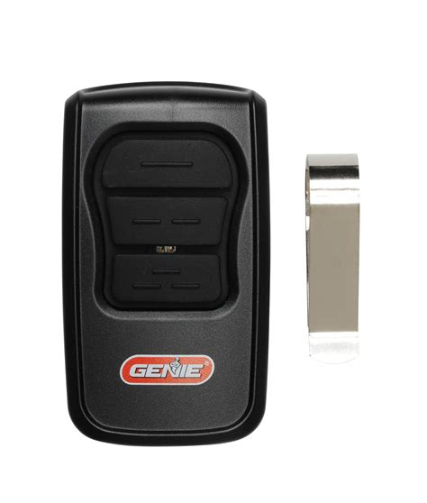 Overhead Door Master Remote Genie Gm3t R Master 3 Button Remote