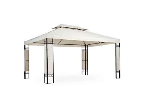 Pavillon 2x2 Metall by Tonnelle De Jardin Pavillon Barnum M 233 Tal 4x3 Beige 2201013
