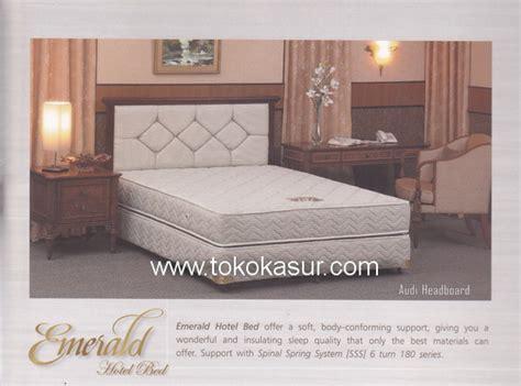 Guhdo Kasur Springbed Emerald 90x200 Set Venetian Style hotel bed guhdo kasur springbed hotel guhdo gudho hotel