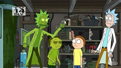 Rick And Morty Detox by Rick And Morty Serve Up Rest And Ricklaxation Just In