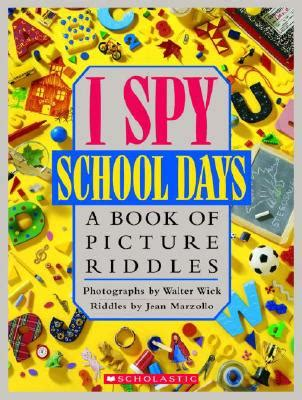 i a book of picture riddles i school days a book of picture riddles hardcover