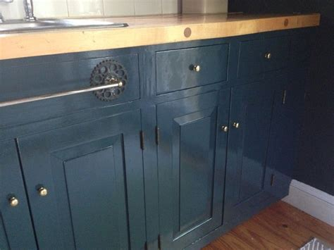 farrow and ball kitchen cabinets kitchen cabinet make over with farrow ball hague blue