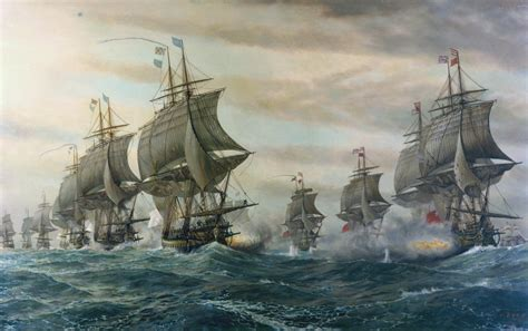 naval caigns operations and battles of the french revolutionary wars