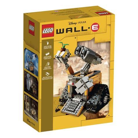 Lego 21303 Wall E By I Bricks spoiler warning photos of lego ideas 21303 wall e