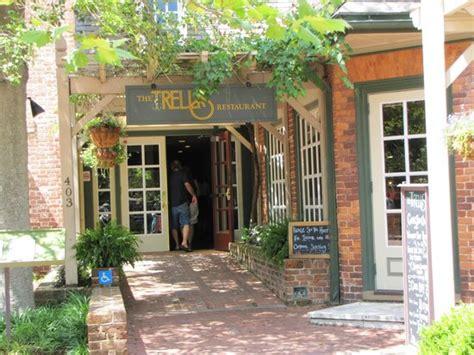 Trellis Restaurant Williamsburg Va 301 moved permanently