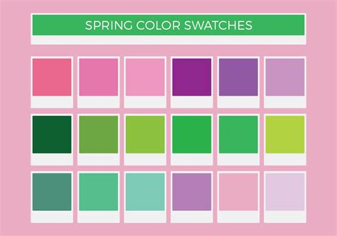 color free free vector color swatches free vector