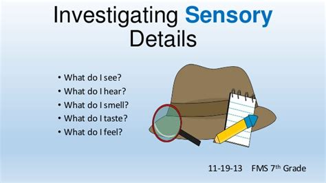 picture books with sensory details investigating sensory details in your favorite books