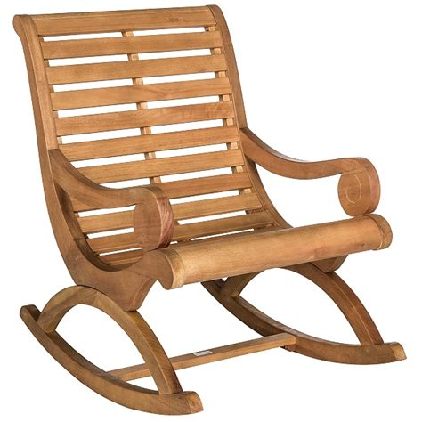 Armchair Rocking Chair by Chairs Teak Patio Furniture Teak Outdoor Furniture