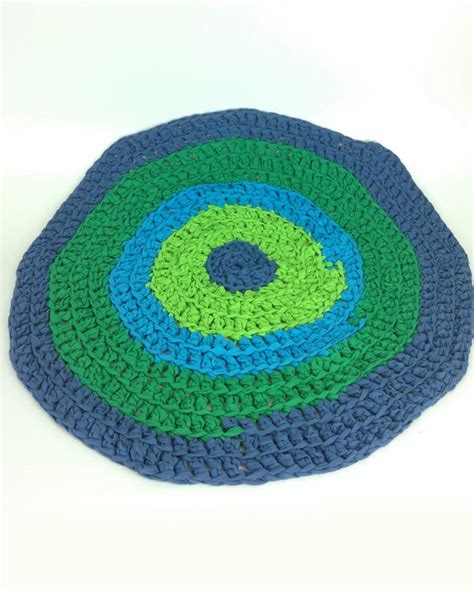 knitted t shirt rug pattern a whole new premier how to crochet a t shirt rug