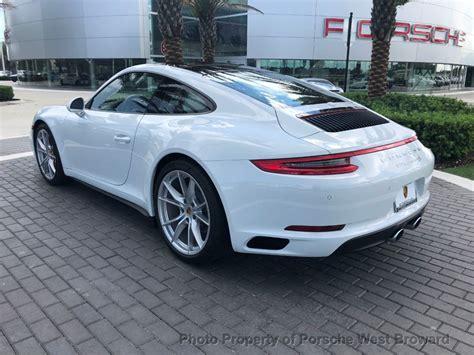 2019 Porsche 911 4s by 2019 New Porsche 911 4s At Porsche West Broward
