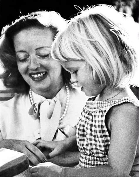 Bette Davis Daughter stars and letters bette davis letter to her daughter