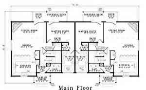 chp log log cabin duplex plan chp 21141 at coolhouseplans com