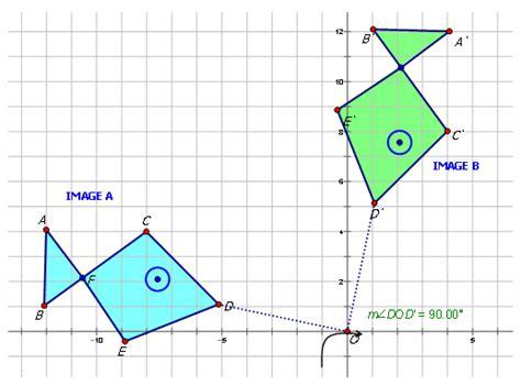 geometric pattern rotation rotations of geometric shapes ck 12 foundation