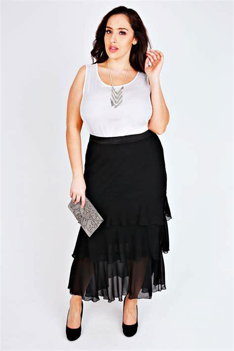 Rara Maxi jo black maxi rara skirt