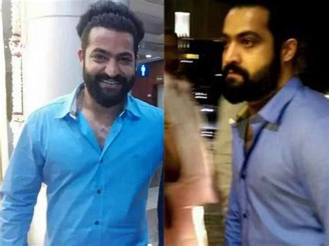 beard look of ntr in movie my family jr ntr s new look for sukumar s movie photos images