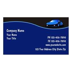 automotive business cards automotive business cards zazzle