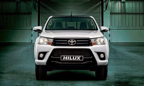 Toyota Black Toyota Adds Black Edition Models To Hilux Range Carmag