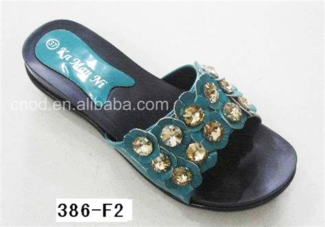 footwear wholesale slipper blackless shoe light sandal toeless sandal footwear