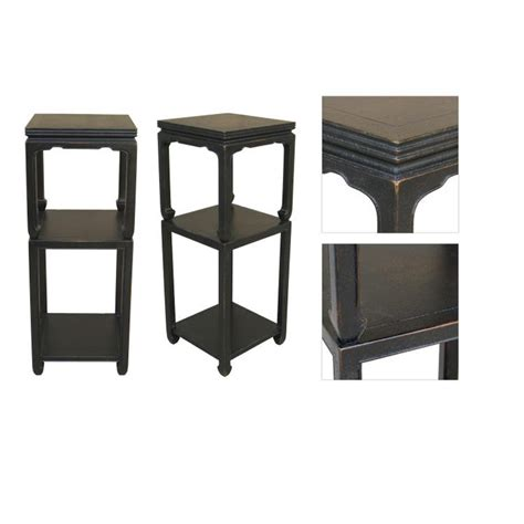 Stack Furniture by Century La7122 Lanna Home Ming Stack Table Discount