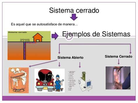 ejemplo de sistemas abiertos diapositivas de naturaleza ciencia y naturaleza unidad i