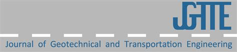 journal  geotechnical  transportation engineering