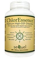 Colostrum Heavy Metal Detox by Sequel Brand Chloressence Chlorella The Of