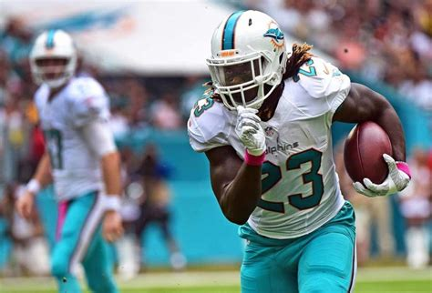 Dolphins RB Jay Ajayi Being Evaluated For a Concussion ... J Ajayi Dolphins