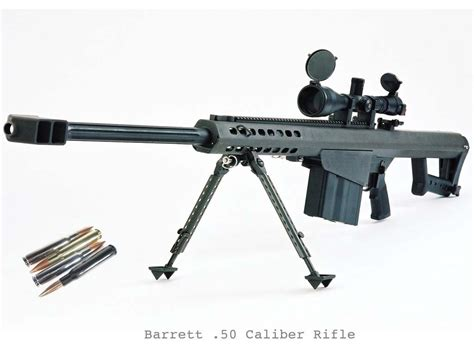 BARRET .50 CAL Photo by GUN GUY247   Photobucket