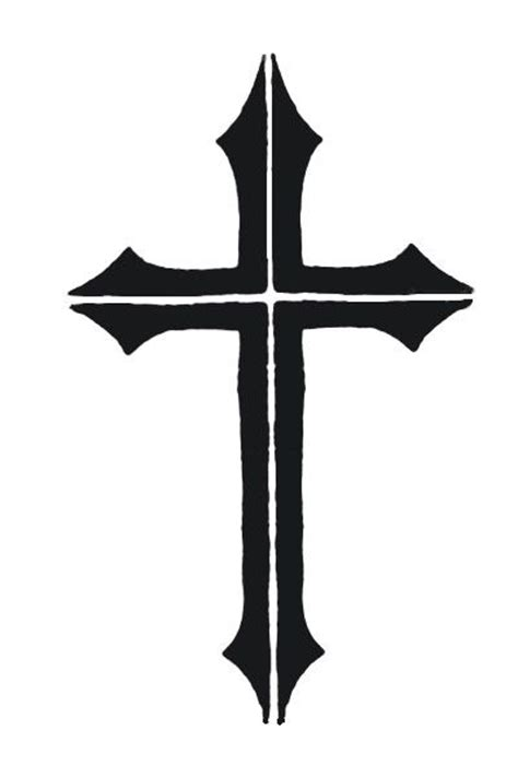 plain cross tattoo designs 19 best images about flash on