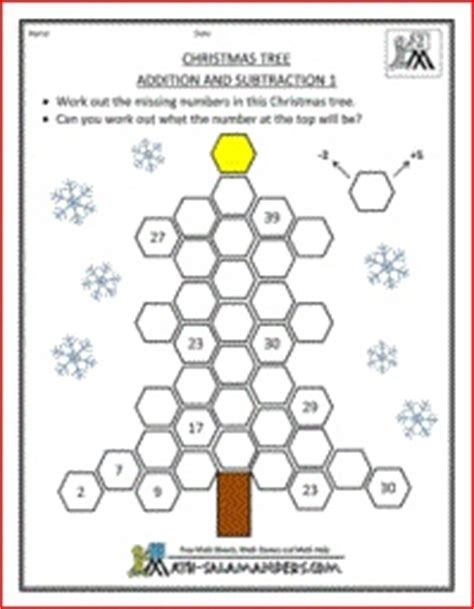 christmas tree stumper math 17 solution 17 best ideas about math worksheets on math 10 and 100 chart