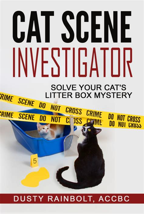 murder has a motive mordecai tremaine mystery books cat investigator solve your cat s litter box mystery