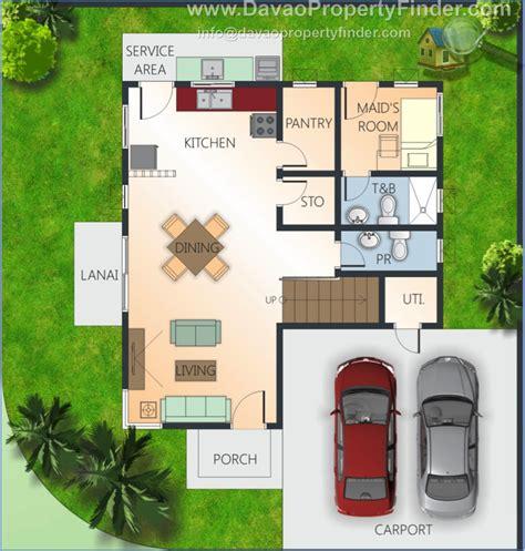 matina enclaves courtyard davao property finder