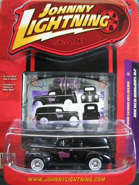 Johnny Lightning Custom Woody Panel 50 Mercury Woody Wagon ジョニー ライトニング ダイキャストカー ミニカー johnny lightning vw