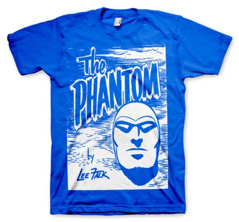 The Phantom Shirt the phantom t shirt sketch