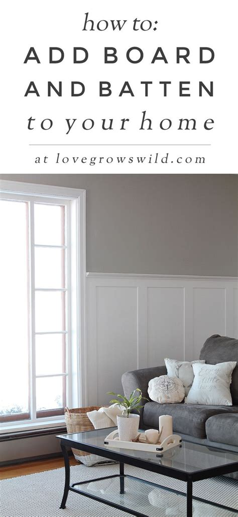 How To Add Shiplap To Walls 821 Best Board Batten Shiplap Addiction Images On